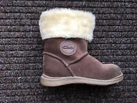 Girls Clarks Boots 6F