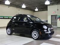 2014 Fiat 500 LOUNGE AUTO CUIR TOIT MAGS