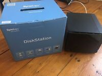 Synology DS412+ 4-bay NAS