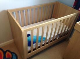 Mamas & Papas Alten 3 piece nursery set