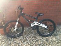 Saracaen Raw 3 bike for sale