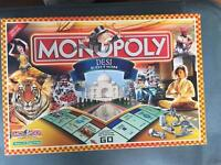 Rare Desi edition monopoly game