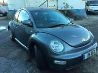 Volkswagen Beatle 1.6 2002 ( private plate included)