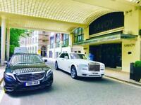 Luxury Vehicle Hire Chauffeur Service