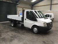 2014 Ford transit tipper 125psi 6 speed 52,000 miles guaranteed cheapest in country