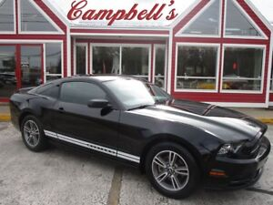 2013 Ford Mustang V6 Premium 6SP STD AIR CRUISE ALLOYS!!