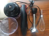 Russell Hobbs Hand Blender & attachments - NEW