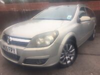 Vauxhall Astra estate eco engine only £900