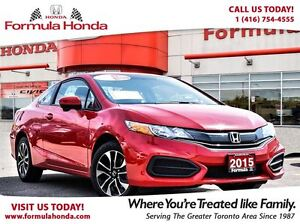 2015 Honda Civic Coupe EX |! | RARE AT GREAT VALUE!