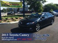 2013 Toyota Camry SE * Leather*MoonRoof *SYNC