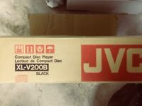 JVC XL-V200B CD Player