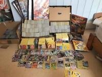Epic 18000+ Pokemon Card Collection