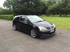 Honda Civic 2.0 type r premier edition 2006