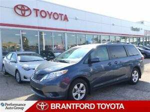 2017 Toyota Sienna LE 8 Passenger, Bulk Purchase, Power Sliding