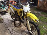 Suzuki rm 125 2006