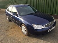 Ford Mondeo 2.0 zetec petrol AUTOMATIC hatchback 5 door ,2005 54 , lovely car