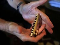 Online harmonica lessons via skype - over 10 years teaching experience. All ages and abilities.