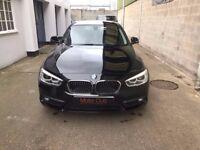 65 PLATE - 2015 - BMW 1 Series 1.5 116d SE Sports Hatch Auto 5dr (start/stop)