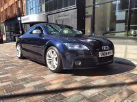 AUDI TTS 2.0 TFSI / Quattro / MAG ride / Manual / £14k