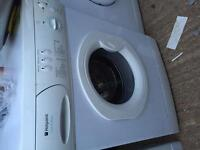 Hot point 6kg washing machine good condition free delivery £50