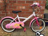 BTWIN Princess 16 Bike