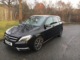 2013 Mercedes B180 Blue-Efficiency Sport✅ONLY 35k MILES✅FULLY LOADED PAN-ROOF