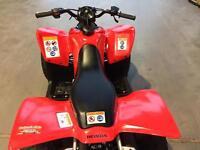 Honda 90 quad
