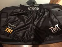 BOXING SHORTS NEW SIZE M MEDIUM