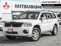 2011 Mitsubishi Endeavor SE AWD, Leather, Power Sunroof