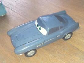 Disney Cars Finn McMissile secret agent car.