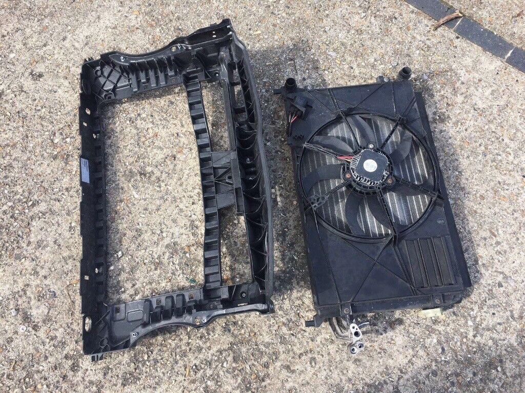 Golf MK6 front panel and radiator