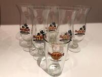 Collection of Hard Rock Cafe glasses ( 6 )