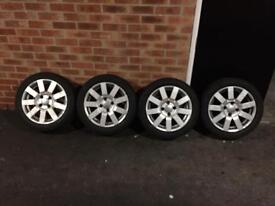 Ford puma wheels