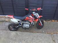 88cc pit bike not Chinese