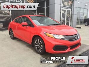 2015 Honda Civic EX| Cloth| Back up Camera| FWD