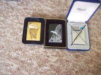 Zippo lighters rare editions
