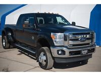 2011 Ford F-350 Super Duty Crew Lariat Dually 4