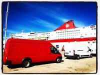 European Removals UK-Greece/France/Spain/Germany/Italy/Holland/Etc/Man and Van Europe Fully Insured