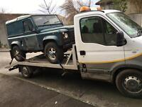Vehicle recovery and transport Fife based