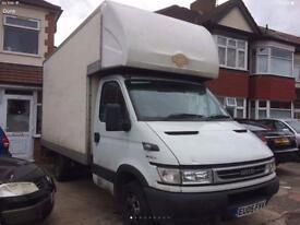 Van hire,Luton van,man with van,available 24/7 best rates