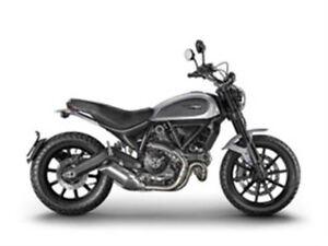 2017 Ducati Scrambler Icon Grey