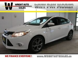 2013 Ford Focus SE| LEATHER| SYNC| SUNROOF| 104,980KMS