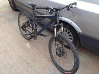 Ghost mountain bike RRP £1399