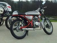 1960s Honda replica DEPOSIT TAKEN
