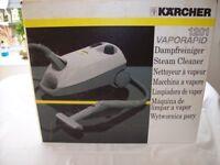 Karcher Vaporapid model 1201 steam cleaner