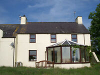double room in lovely country house nr Cemaes Bay