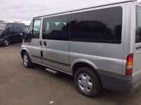 2006 Ford Transit Minibus Swb L/r No VAT 9 SEATS BUS