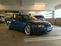 Audi a4 tdi modified euro style