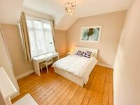 Beautiful Double Room available in newly Decorated House - BILLS INCLUDED | For Rent