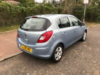 2008 Vauxhall Corsa 1.3 CDTi 16v Club 5dr Manual @07445775115